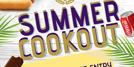 QUEENS ACADEMY: SUMMER COOKOUT tickets