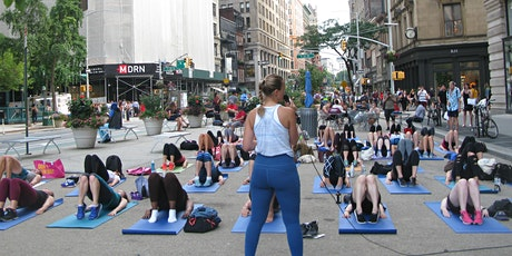 Flatiron Outdoor Fitness  - TBD with bodē nyc tickets
