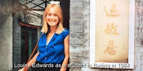 Rethinking China with Louise Edwards tickets