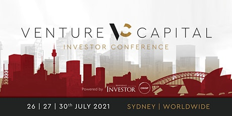 Venture & Capital Conference tickets
