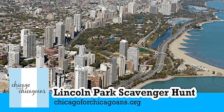 Lincoln Park Scavenger Hunt tickets