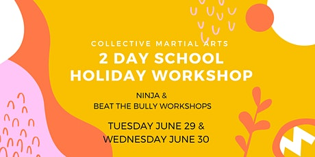 Collective School Holiday 2 Day Workshop tickets