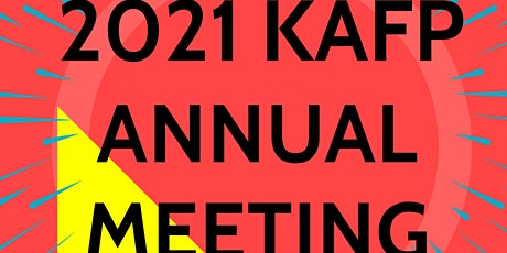 2021 KAFP 70th ANNUAL MEETING tickets
