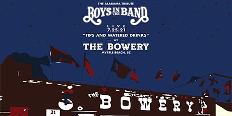 Boys in the Band - Alabama Tribute tickets