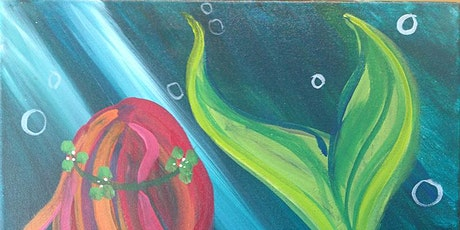 Painting to Release Your Inner Artist- Merperson tickets