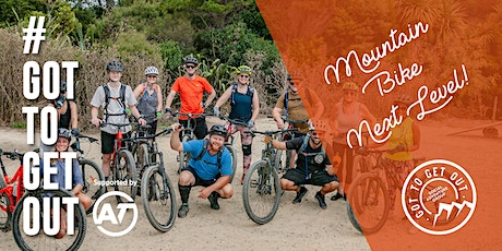 Mountain Bike Next Level skills - with AT! tickets