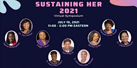 Sustaining Her 2021- FREE Virtual Symposium tickets