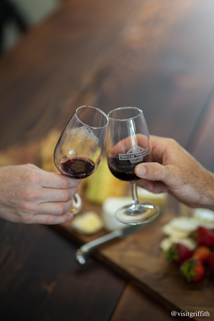 Berton Vineyards June long weekend image