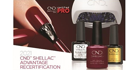 CND SHELLAC RECERTIFICATION DIGITAL EDUCATION tickets