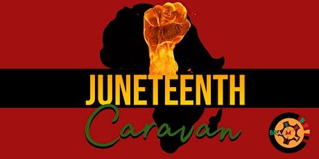 Juneteenth Citywide Caravan tickets