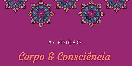 Corpo&Consciência - 7 Dias -9ª Edição ingressos