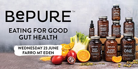 Farro x BePure: Eating for Good Gut Health tickets