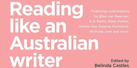 Speaker Series: Reading like an Australian writer tickets
