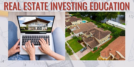 REAL ESTATE INVESTING  - Introduction tickets