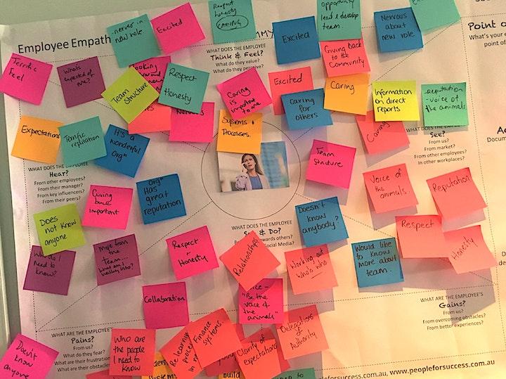 Design Thinking for HR Leaders - Australasia image