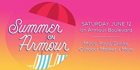 Summer on Armour Blvd: Neighborhood Festival tickets