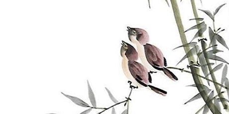 Chinese Brush Painting Workshop tickets