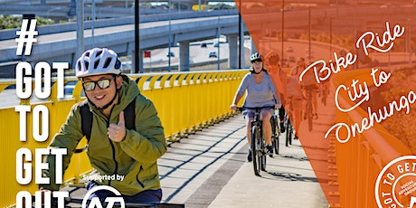 Bike Ride City to Onehunga - with AT! tickets
