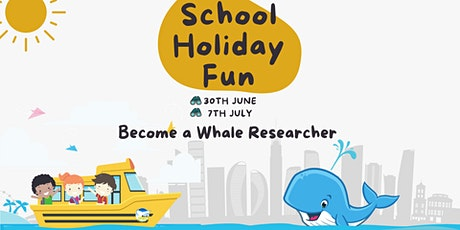 School Holiday Fun – Become a Whale Researcher tickets