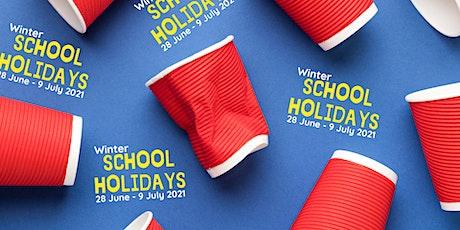 SCHOOL HOLIDAYS: Stack it Up! (Wendouree) tickets