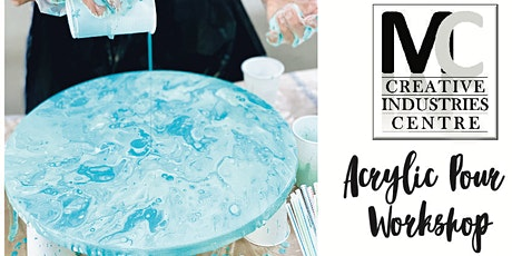 Mike Carney Creative Industries Acrylic Pour Workshop tickets