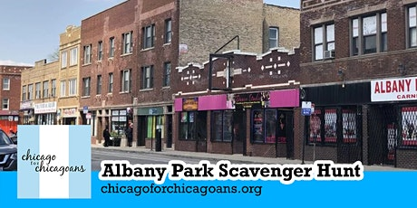 Albany Park Scavenger Hunt tickets