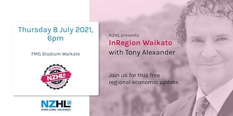 Tony Alexander InRegion Seminar Series - Waikato tickets