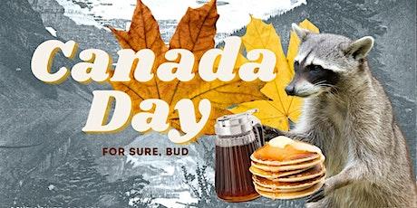 Canada Day 2021 in Brisbane tickets