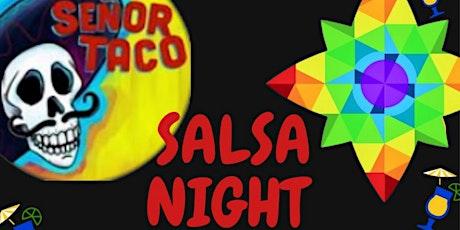 SALSA NIGHT tickets