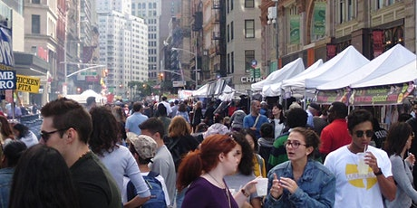 Union Square Summer Block Party tickets