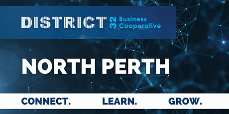 District32 Business Networking Perth – North Perth - Thu 08 July tickets