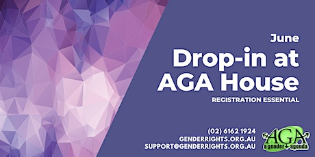 June Drop-In with AGA tickets