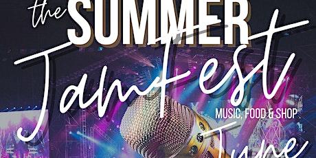 The Summer Jam Fest tickets
