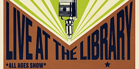 Live at the Library - Newcastle (City) Library tickets