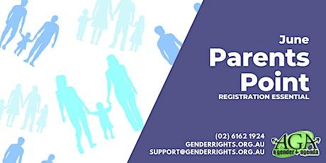 Parents' Point June tickets