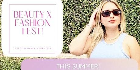 Beauty X Fashion Festival Expo tickets