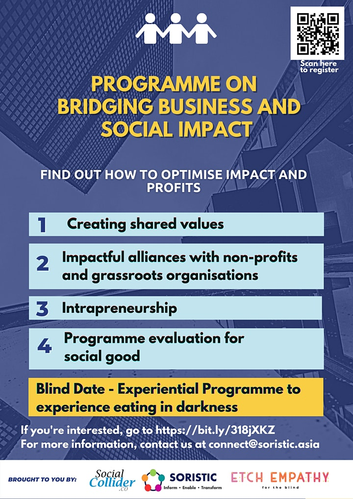 Programme on Bridging Business and Social Impact image