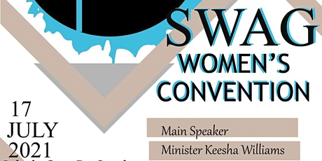 S.W.A.G. Women's Convention tickets
