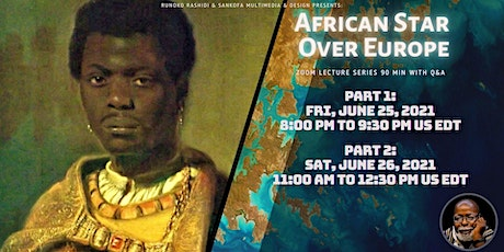 African Star Over Europe tickets