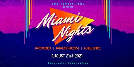 2021 Miami Nights tickets