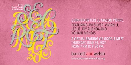 Tartan Turban Secret Readings #30 tickets