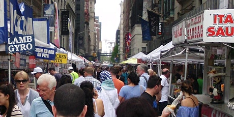 Central Park Community Block Party tickets