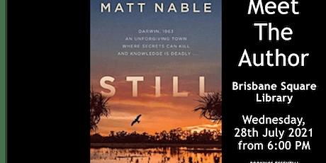 FREE EVENT Meet Matt Nable tickets