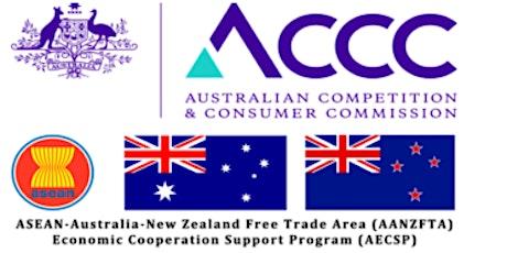 AANZFTA CAP – Interactive Webinar - Combatting Consumer Scams in e-Commerce tickets
