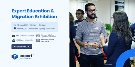 Expert Education and Migration Exhibition tickets