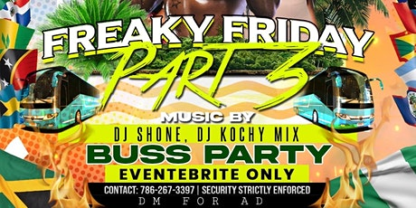 Freaky Friday Buss Party tickets