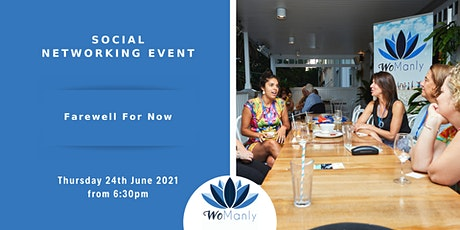 WoManly Community - Social Networking tickets