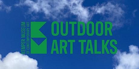 Outdoor Art Talks tickets