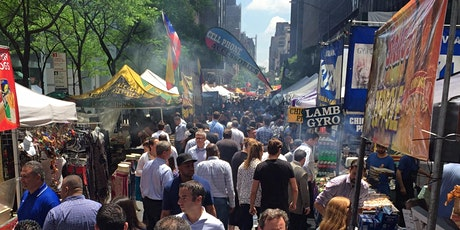 Midtown East Food Block Party tickets