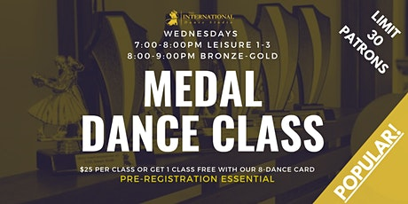 [JULY]  Join The Adult Medal Class! tickets